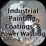 Industrial Silo Painting and Refinishing by Hays Painting